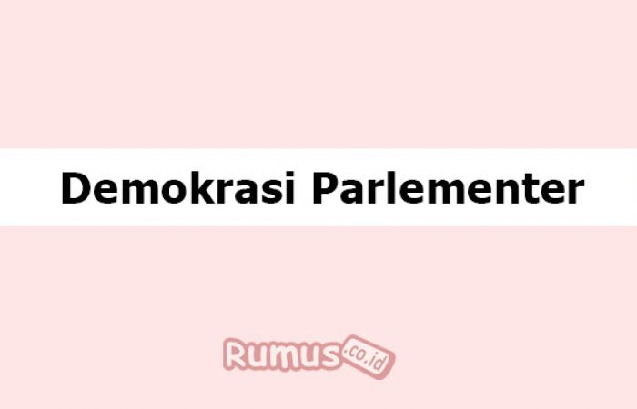 Demokrasi Parlementer